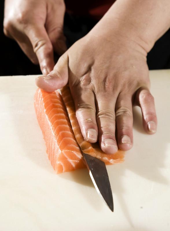 taglio sashimi
