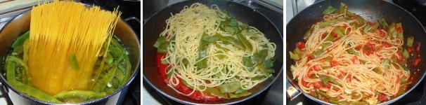 spaghetti con fagioli piattoni_proc3