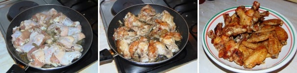 ali di pollo fritte_proc3