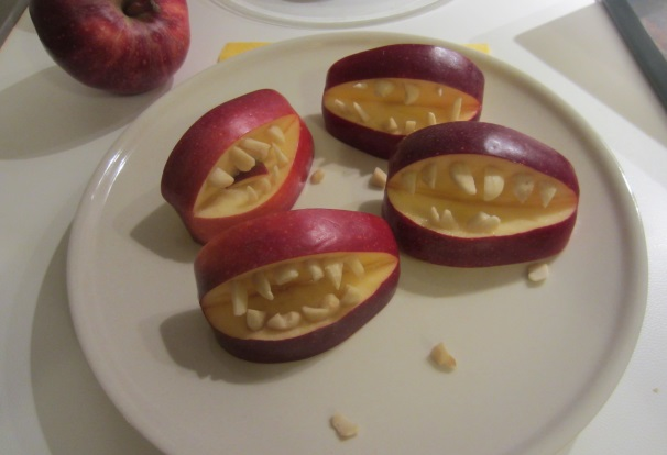 dentiere di mela_