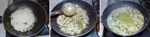risotto asparagi e gamberetti_proc3