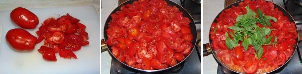 sugo pomodoro e basilico_proc2