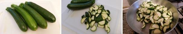 torta salata con zucchine e crescenza_proc1