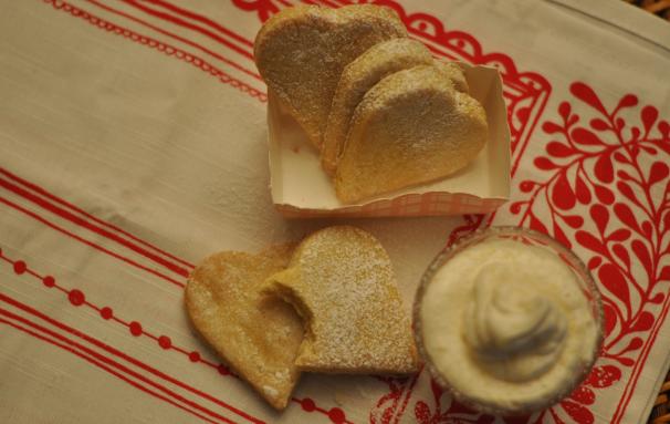 biscotti limone e zenzero_