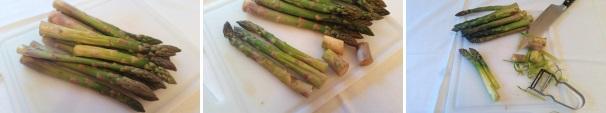penne con salsa di asparagi_proc1