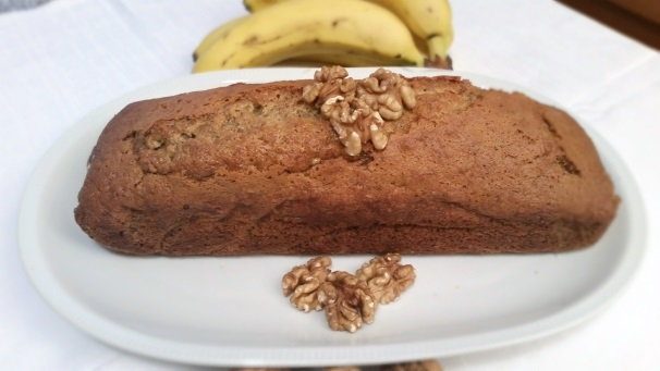 torta di banane e noci_