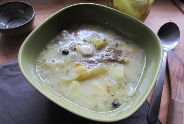 zuppa di cetrioli_