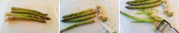 Pancake agli asparagi_proc1