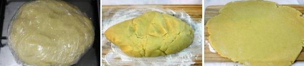cassata siciliana al forno_proc3