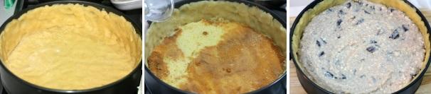 cassata siciliana al forno_proc4
