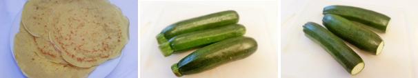 crespelle con gamberi e zucchine_proc4