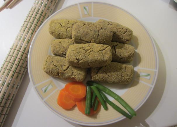 crocchette di lenticchie_