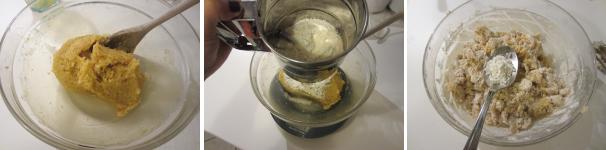 plumcake con miele_proc2