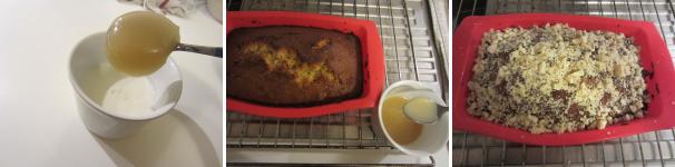 plumcake con miele_proc5