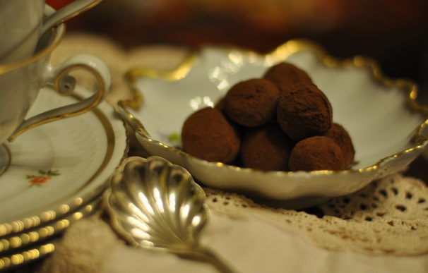 tartufini al cioccolato_