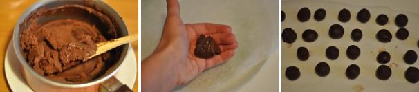 tartufini al cioccolato_proc4