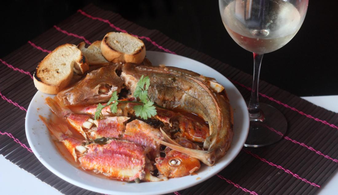 Ricette zuppa di pesce alla siciliana