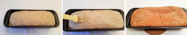 Pane integrale al mascarpone e miele_proc5