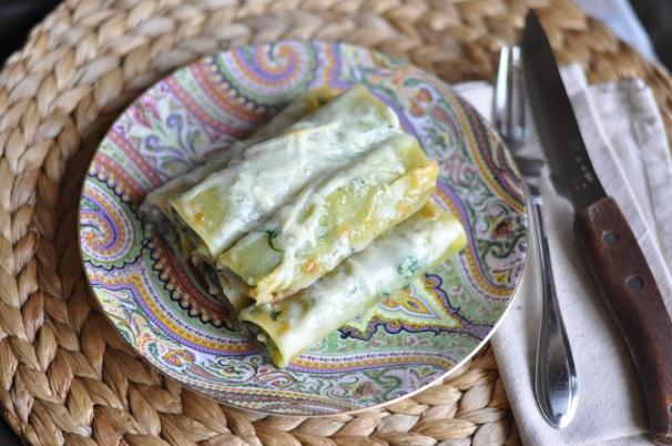 cannelloni ricotta e spinaci_