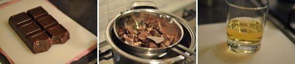 Torta di cioccolato e pere senza lattosio_proc1