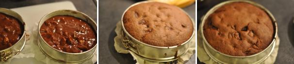 Torta di cioccolato e pere senza lattosio_proc6