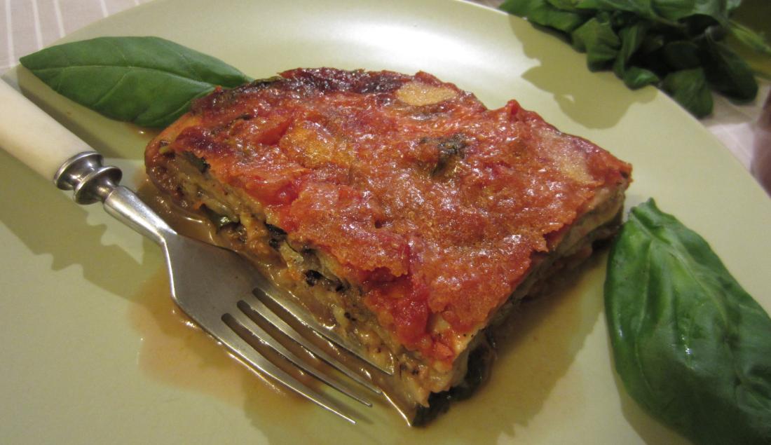 Parmigiana di melanzane grigliate for Melanzane ricette