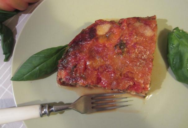 parmigiana di melanzane grigliate_