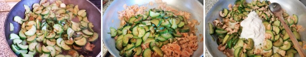 pasta zucchine e salmone_proc4