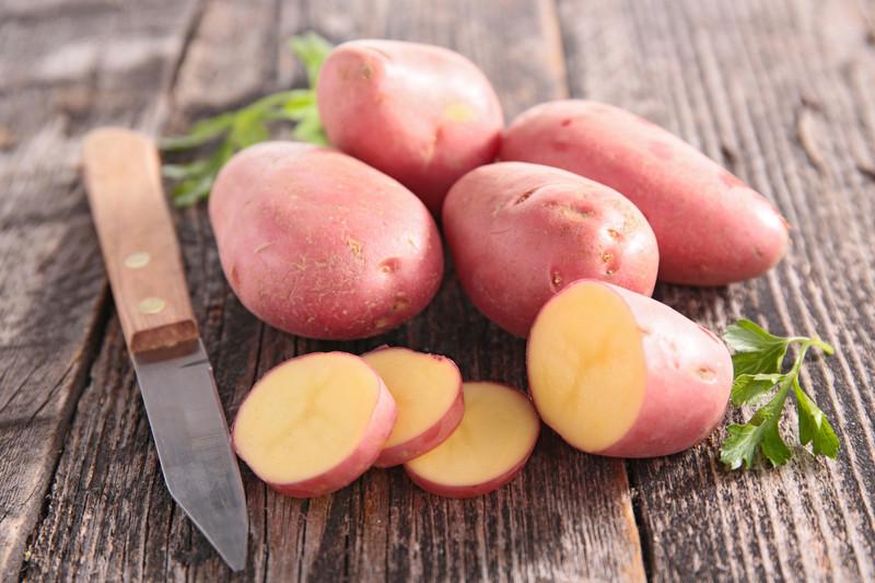 Patata rossa di Colfiorito le migliori ricette di un prodotto poco noto ,