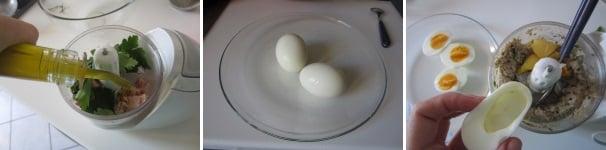 uova ripiene di tonno_proc2