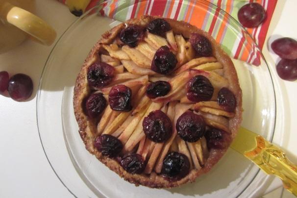crostata di frutta mista_