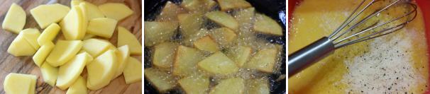 frittata di patate rosse_proc2