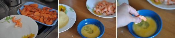 gamberi alla polenta_proc1