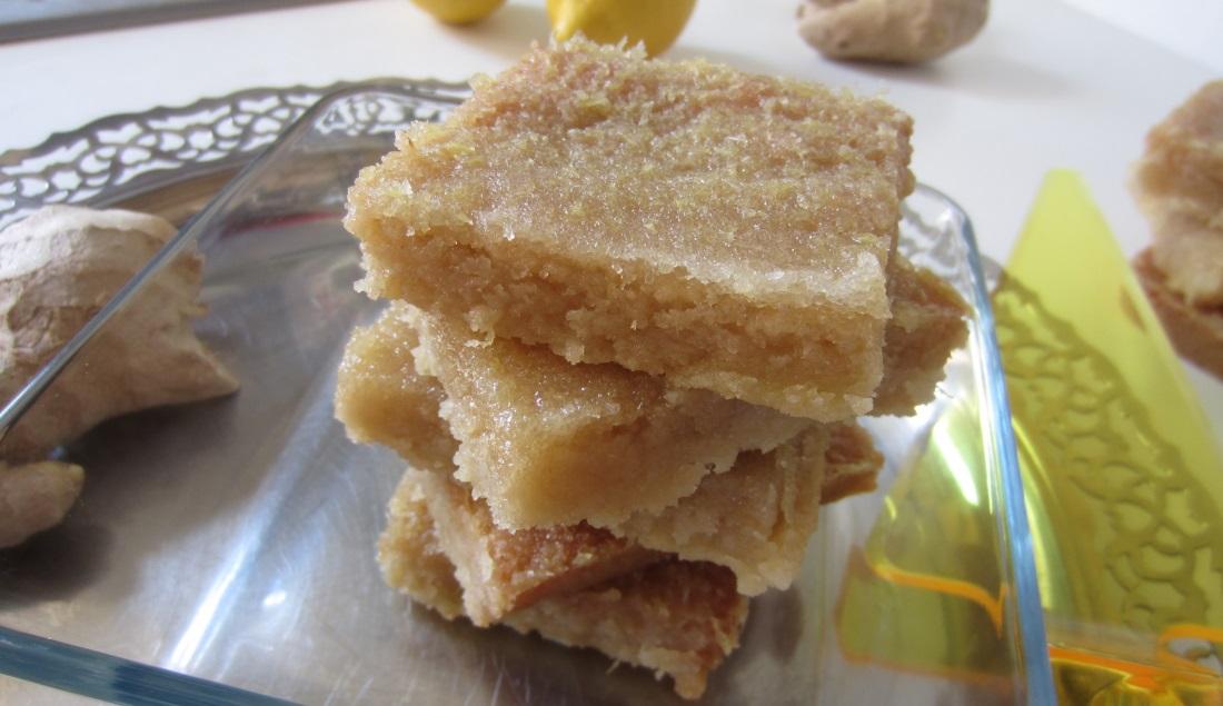 Ginger Crunch Recipe — Dishmaps