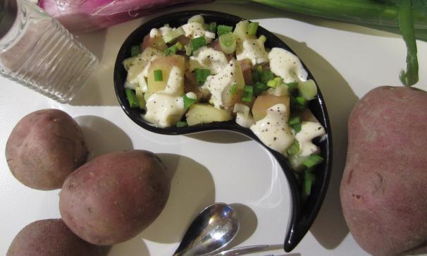 insalata di patate rosse_