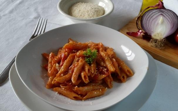 pasta risottata al pomodoro_