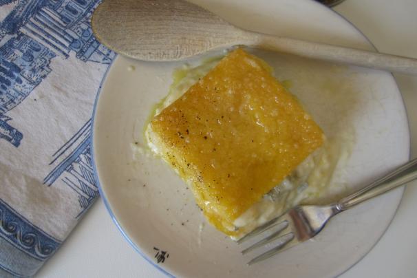 polenta concia_