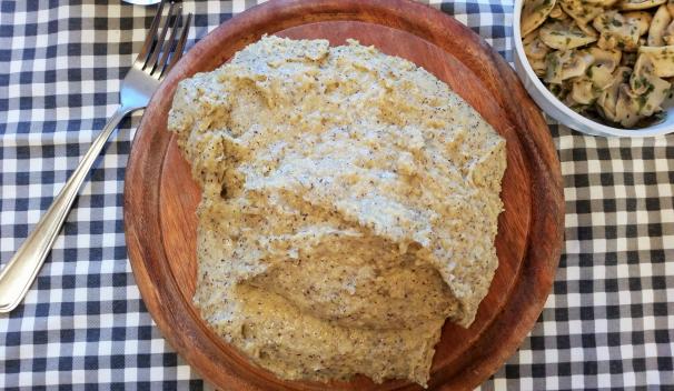 polenta taragna_