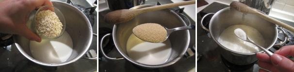 pudding di riso_proc1