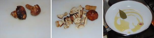 risotto ai funghi porcini_proc1