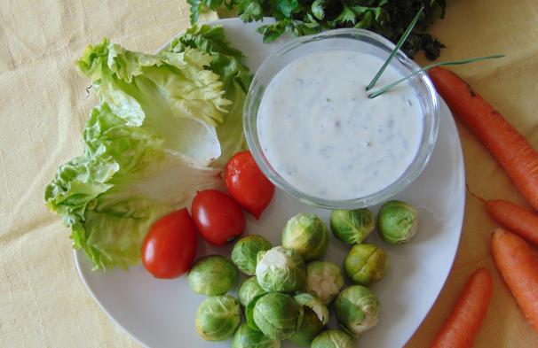 salsa allo yogurt_