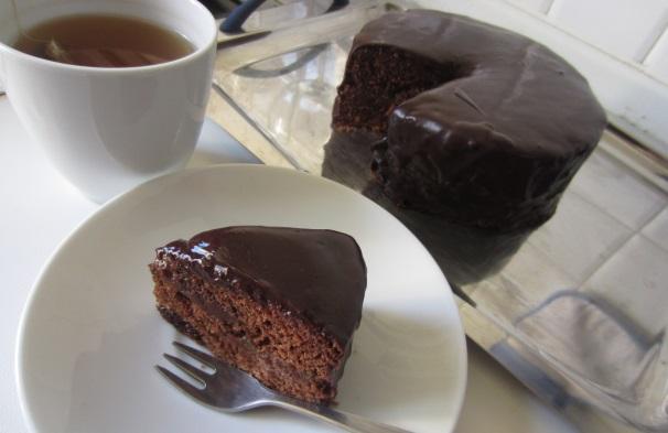 Torta Sacher (Sachertorte)_