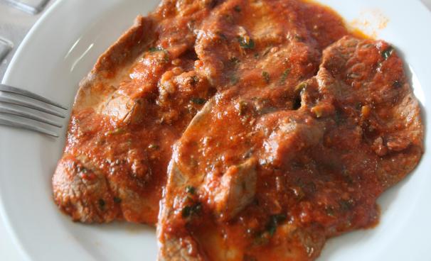 carne alla pizzaiola_