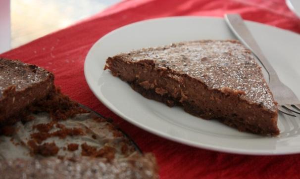 cheesecake al cioccolato_