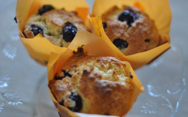 muffin ai mirtilli_