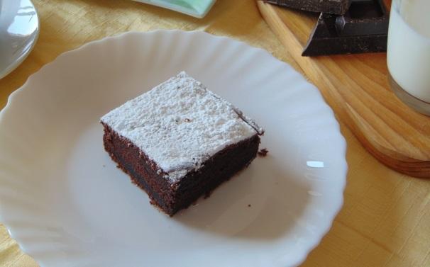 torta al cioccolato senza uova_