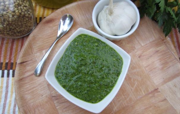 Salsa mojo verde_