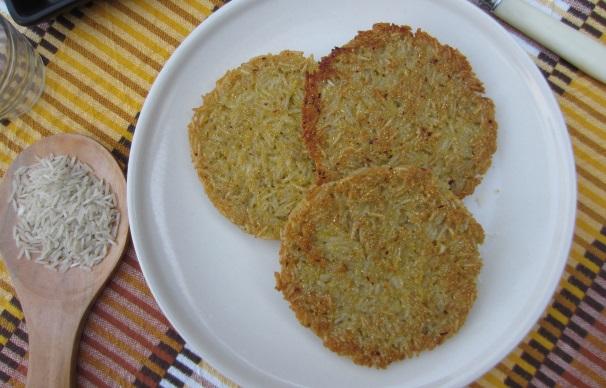 cotolette di riso selvatico_