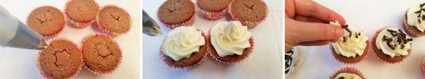 cupcake al cioccolato_proc10