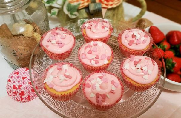 cupcake alla vaniglia_